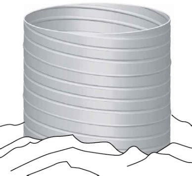 round concrete form tubes spiral tubing concrete formwork solutions trans vent