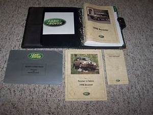 Purchase 1998 Land Rover Discovery Owner Owner U0026 39 S Manual