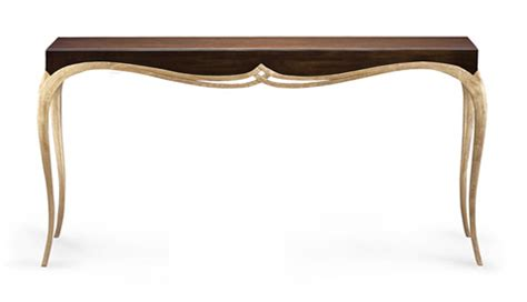 harper console table   christopher guy