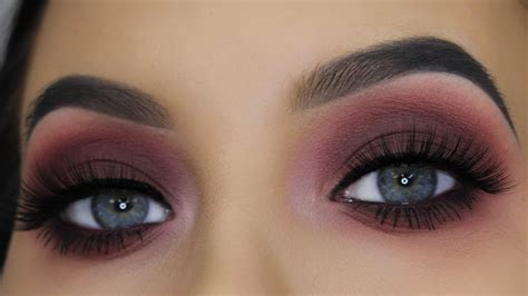 cherry smokey eyes tutorial urban decay naked cherry