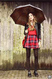 Rainy Day Outfit | FashionCoolture