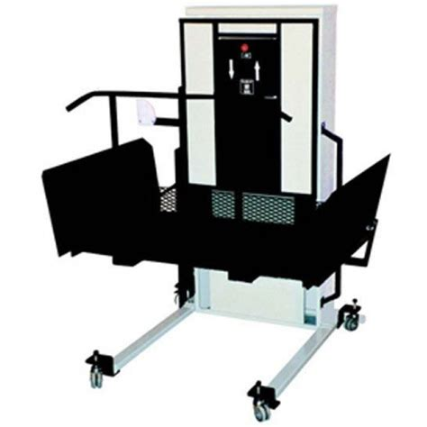 52 quot portable wheelchair lifts for churches buildings