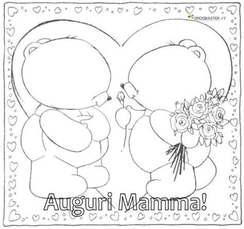 disegni per la mamma belli biglietto auguri per la mamma da colorare modelliemodelle