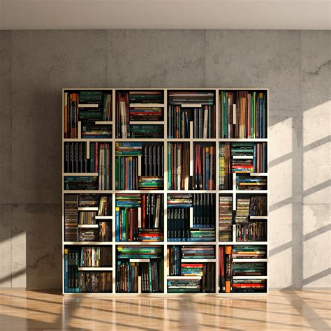 Big Bookshelf by Readyourbookcase Saporiti Touch Of Modern