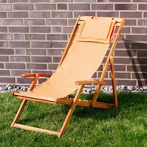Relaxliege Mit Schlaffunktion : relaxliege garten holz ~ Michelbontemps.com Haus und Dekorationen