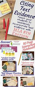 This Unit Includes A Google Slides  Powerpoint Presentation To Teach The Mla 8th Edition Rules