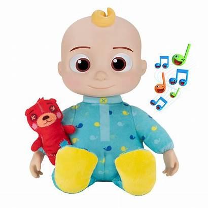 Cocomelon Jj Doll Plush Walmart Bedtime Sound