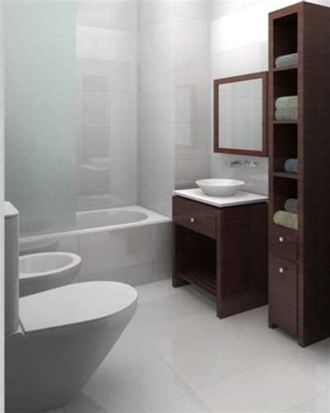 4 Great Ideas For Remodeling Small Bathrooms  Interior Design