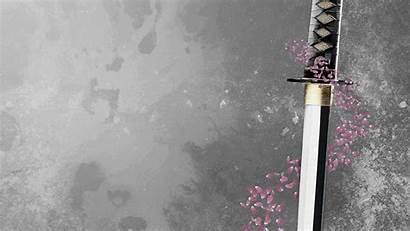 Katana Cherry Blossoms Wallpapers