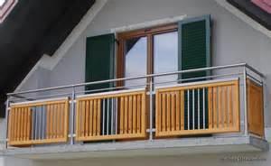 edelstahl balkone edelstahl holz balkone