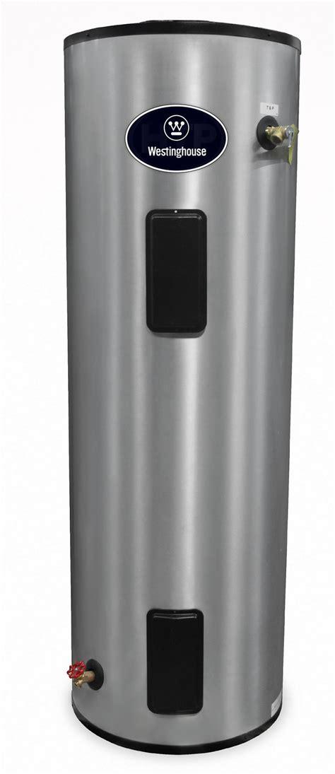 westinghouse electric tank water heater wercx