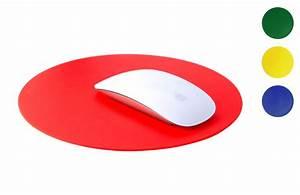 Tapis de souris rond en silicone a personnaliser for Tapis de souris rond personnalisé