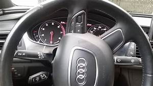 Reset Oil Service Interval Notification Audi C7 A6 A7 2012