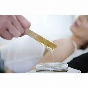 Instructions For How To Use Hard Wax For Hair Removal
