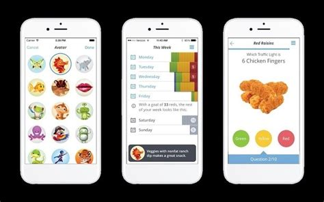 Mobile App Aims To Help Children Pick Healthy, Portion