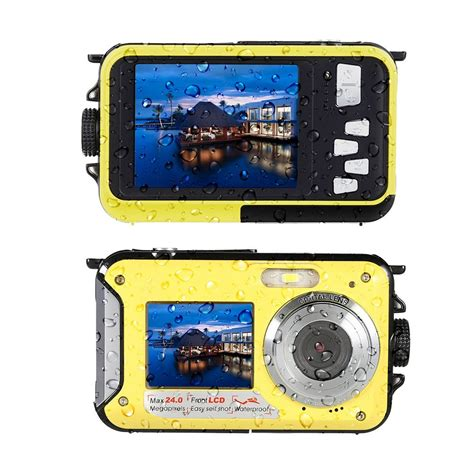 Top 8 Best Waterproof Digital Cameras Reviews