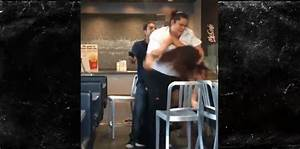 Video shows beatdown at McDonald's after customer throws ...