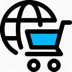 Commerce Icon Shopping Cart Global Icons Ava