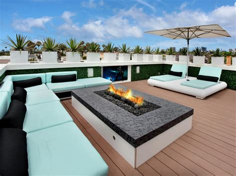 rooftop patio ideas rooftop decks outdoor spaces patio ideas decks gardens hgtv