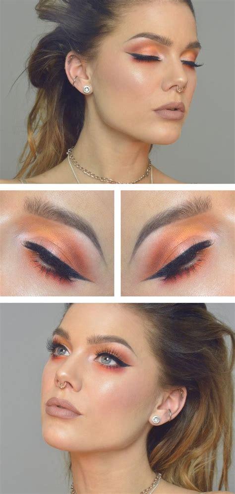 latest summer makeup ideas trends 2018 2019 beauty tips