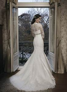 modest mermaid lace wedding dress with 3 per 4 With modest mermaid wedding dresses