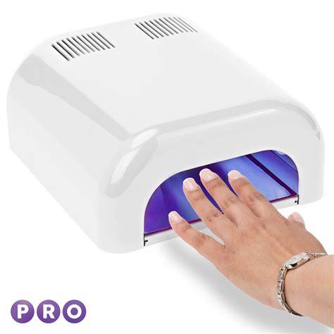 uv light for nails 36 watt uv nail l dryer gel manicure curing