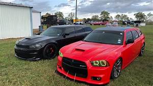 Two Dodge Magnum Converted To Dodge Charger Frontend