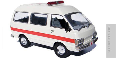 nissan cherry vanette nissan cherry vanette ambulance quot ratchet quot