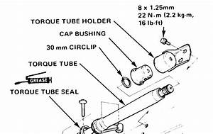 Howtorepairguide Com  Replacing Torsion Bar