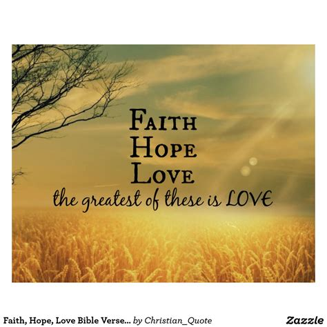 bible quotes  faith hope  love quotesgram