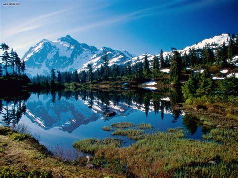 Nature Mount Shuksan North Cascades National Park