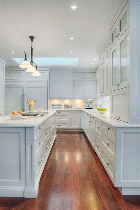 Find images of kitchen countertop. Brighten Your Kitchen With Sparkling White Quartz Countertop