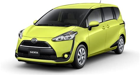 Review Toyota Sienta by Review Specs Toyota Sienta 2015
