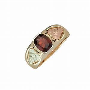 black hills gold garnet mens wedding ring blackhillsgold With garnet mens wedding rings