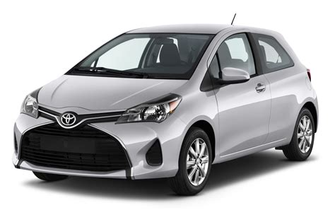 toyota yaris reviews  rating motor trend