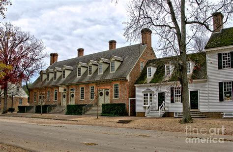 Brick House Tavern In Williamsburg Photograph By Olivier