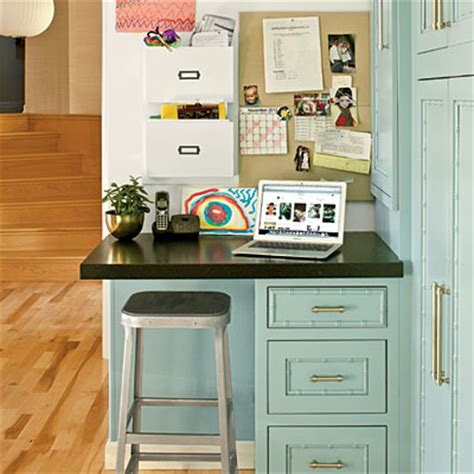 corner kitchen desk ideas kitchen desks outdated say it ain t so at the picket fence