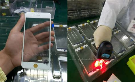 iphone factory iphone 6s spotted in apple factory as mass production begins