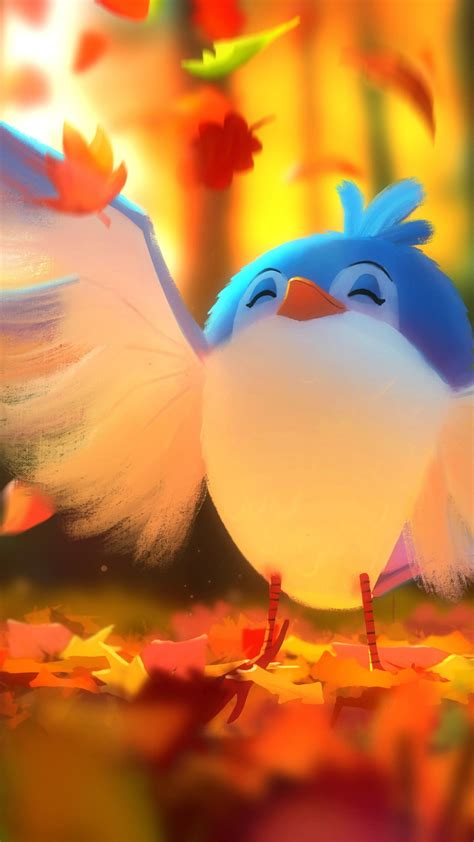 We have a massive amount of hd images that will make your computer or smartphone. #Misc #Cute bird Digital art 4K #wallpapers hd 4k background for android :) | Abstract iphone ...