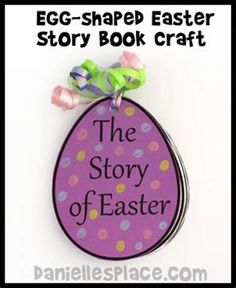 easter story egg shaped book bible craft from www 552   b09b349937919881344184ce8ad5486a