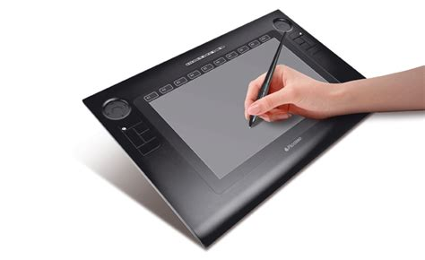 penpower picasso  drawing tablet  pc mac