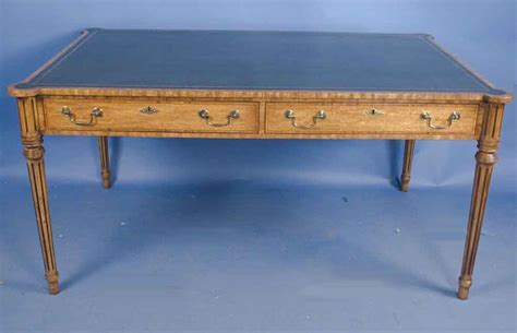 Satinwood Gillows Writing Desk For Sale Antiquescom