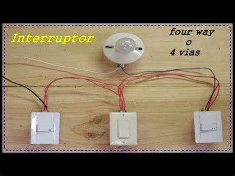 circuito electrico en escalera
