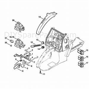 Stihl Ms 461 Parts Diagram