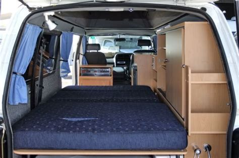 Van Bed: Crosswise or Lengthwise? ? Tiny Life HQ