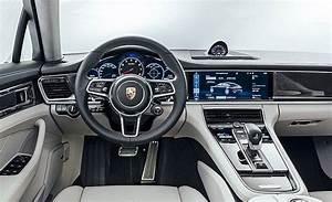 2018 Porsche Panamera Sport Turismo Interior Photo LADY