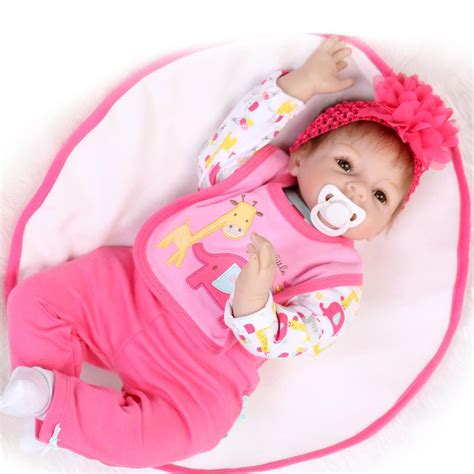 lovely doll reborn babies  sale silicone reborn