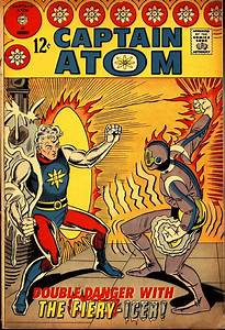 Captain Atom #87 (August 1967) - Cover by Steve Ditko and ...