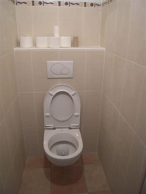 Agencement D'une Douche Et D'un Wc Suspendu (cliquez Pour