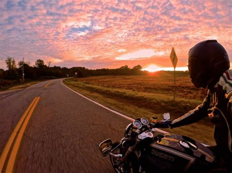 Riding Into The Sunset.